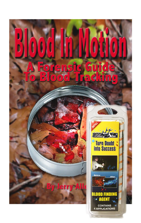 BlueStar BL501 and Blood In Motion Book Combination Pack