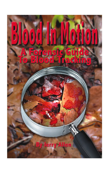 Blood in Motion - book by Jerry Allen
