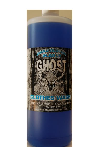 ghost clothes wash