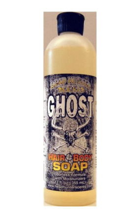 Ghost Hair & Body Soap